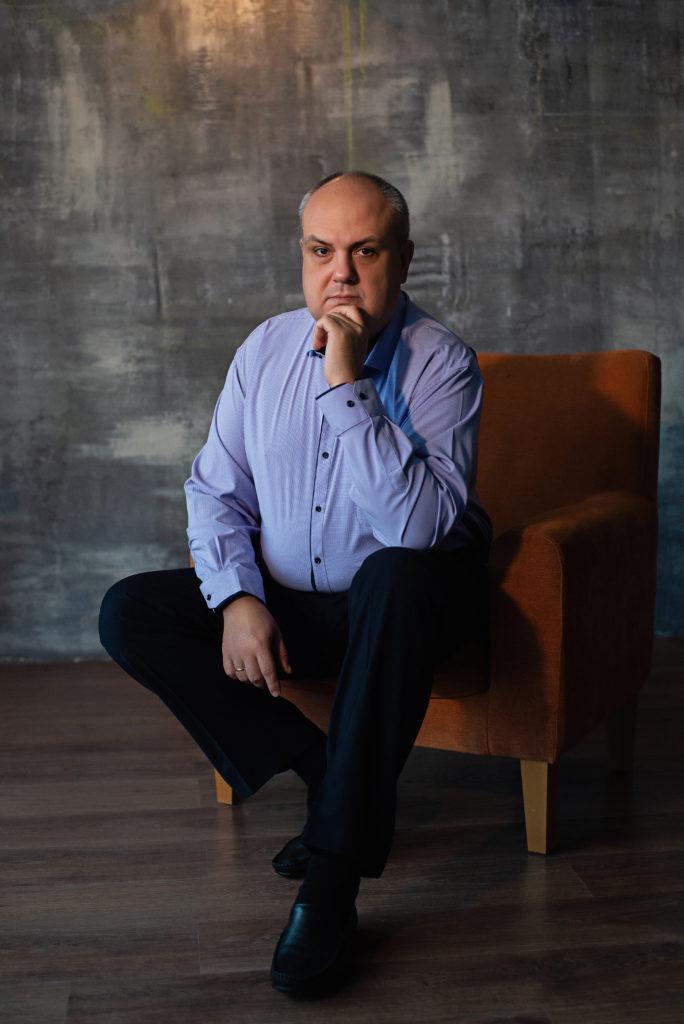 Александр Орлов, психолог